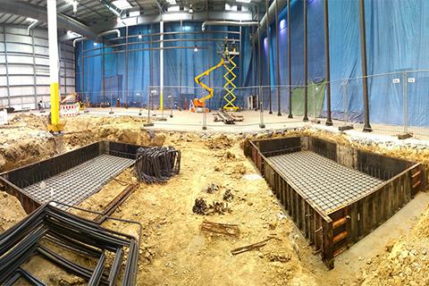 Projekt nowego procesu technologicznego do produkcji kompozytów węglowych - etap 1