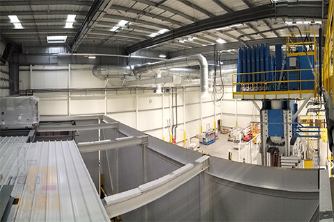 Projekt nowego procesu technologicznego do produkcji kompozytów węglowych - etap 4
